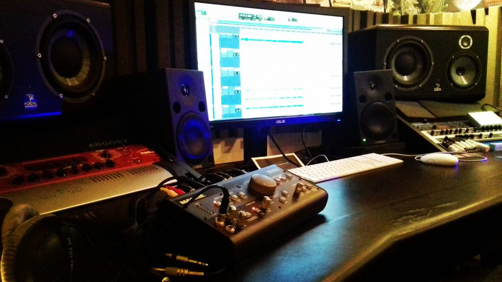 JIMM Retour en studio