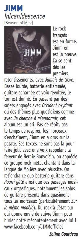 JIMM FrancoFans interview